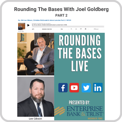 Rounding The Bases With Joel Goldberg Podcast Part 2